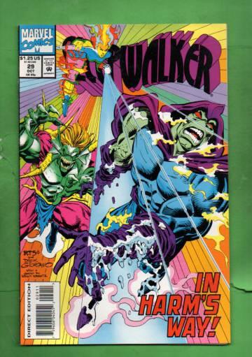 Sleepwalker Vol. 1 #29 Oct 93