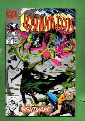 Sleepwalker Vol. 1 #12 May 92