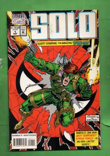 Solo Vol. 1 #1 Sep 94