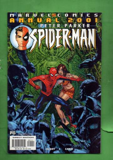 Peter Parker: Spider-Man 2001 (Annual)