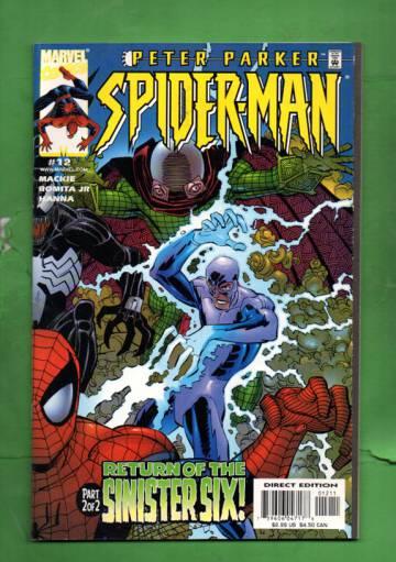 Peter Parker: Spider-Man Vol. 2 #12 Dec 99