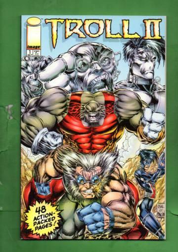Troll II Vol. 1 #1 Jul 94