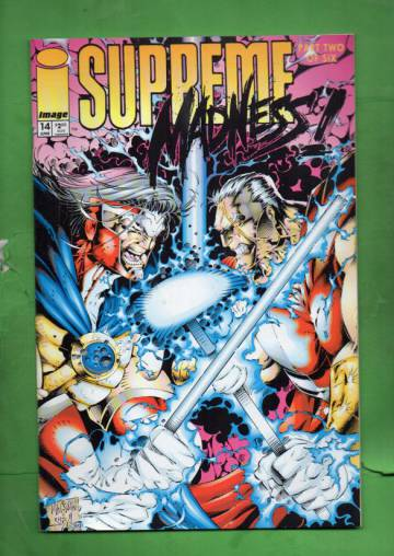 Supreme Vol. 2 #14 Jun 94