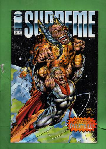 Supreme Vol. 2 #19 Sep 94