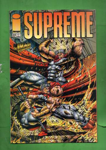 Supreme Vol. 2 #25 May 94