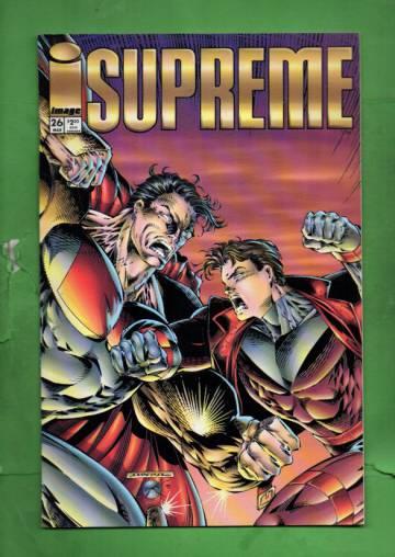 Supreme Vol. 1 #26 Mar 95