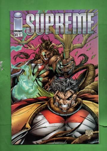 Supreme Vol. 2 #31 Aug 95
