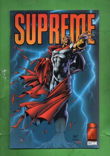 Supreme Vol. 2 #32 Oct 95