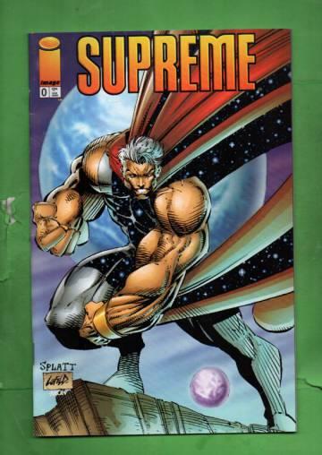 Supreme Vol. 2 #0 Aug 95
