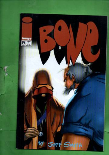 Bone #19 Jul 97