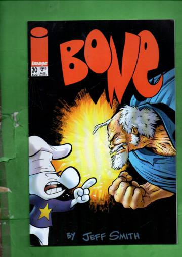 Bone #20 Aug 97