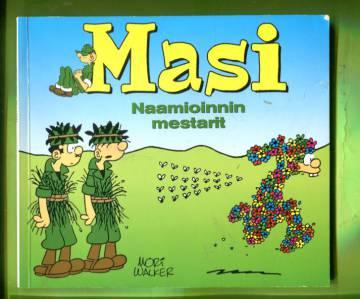 Masi-minialbumi 4/99 - Naamioinnin mestarit