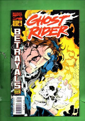 Ghost Rider Vol 2 #58 Feb 95