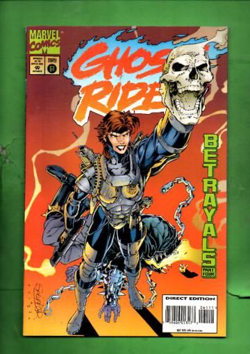 Ghost Rider Vol 2 #61 May 95