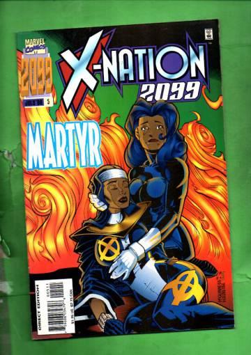 X-Nation 2099 Vol.1 #5 Jul 96
