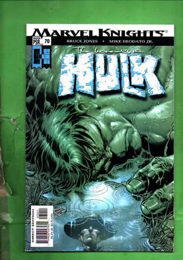 Incredible Hulk #70 Jun 04