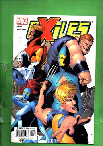 Exiles # 51 Oct 04