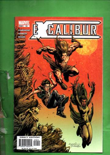 Excalibur #10 Apr 05