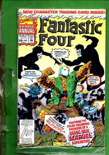 Fantastic Four Annual Vol. 1 #26 93