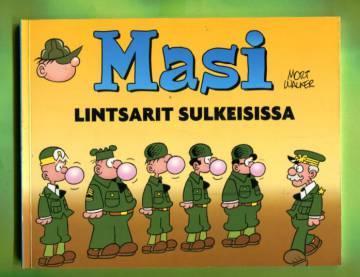 Masi-minialbumi 2/02 - Lintsarit sulkeisissa