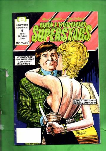 Hollywood Superstars Vol. 1 #2 Jan 91