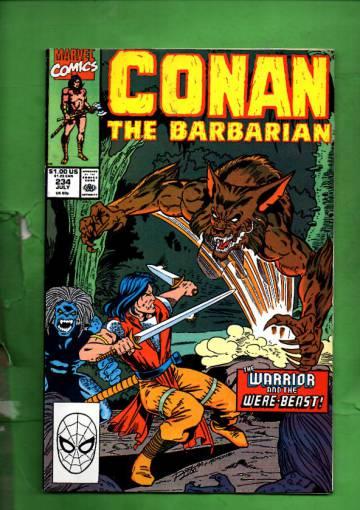 Conan the Barbarian Vol. 1 #234 Jul 90