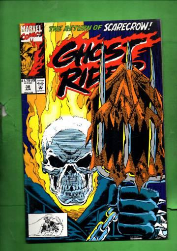 Ghost Rider Vol. 2 #38 Jun 93