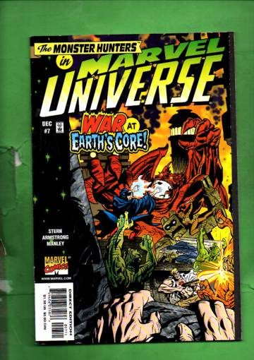 Marvel Universe Vol. 1 #7 Dec 98
