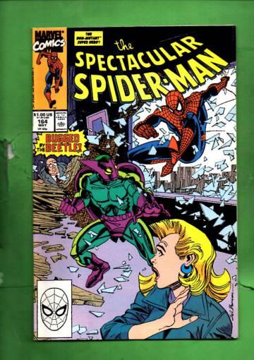 Spectacular Spider-Man Vol 1 #164 May 90