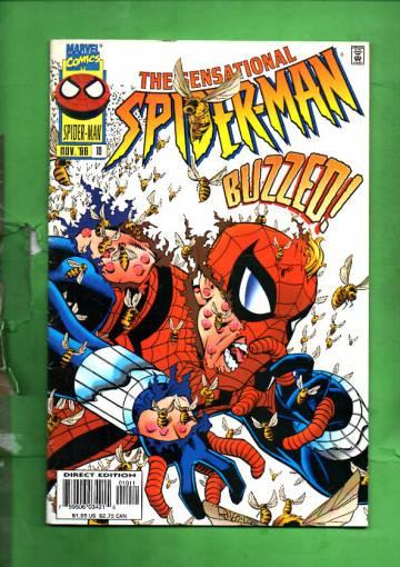 The Sensational Spider-Man Vol.1 #10 Nov 96