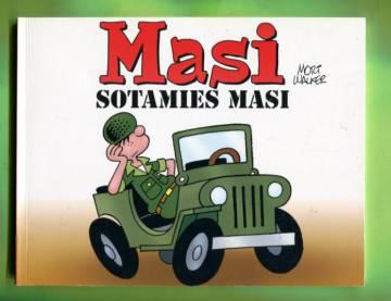 Masi-minialbumi 3/01 - Sotamies Masi