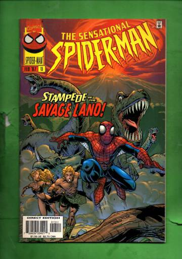 The Sensational Spider-Man Vol.1 #13 Feb 97