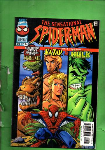 The Sensational Spider-Man Vol.1 #15 Apr 97