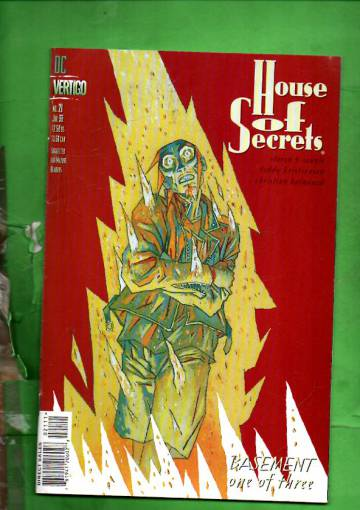 House of Secrets #21 Jul 98