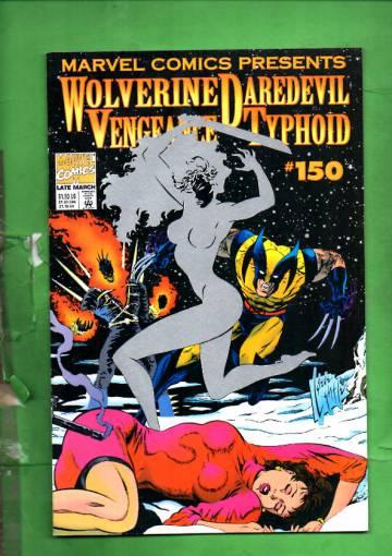 Marvel Comics Presents Vol. 1 #150 Late Mar 94
