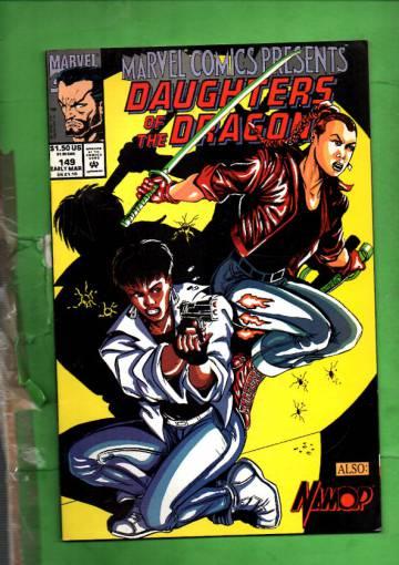 Marvel Comics Presents Vol. 1 #149 Early Mar 94