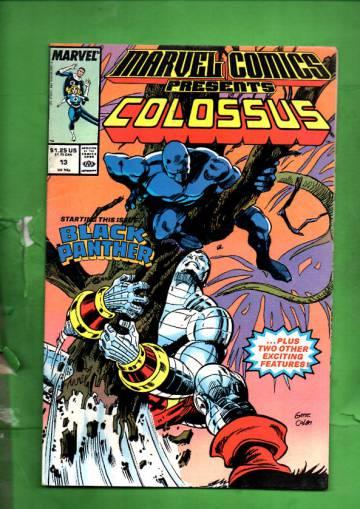 Marvel Comics Presents Vol. 1 #13 Late Feb 89