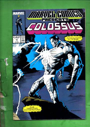 Marvel Comics Presents Vol. 1 #16 Early Apr 89