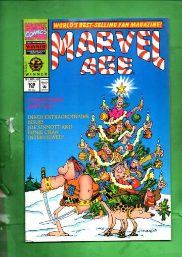 Marvel Age Vol. 1 #109 Feb 92