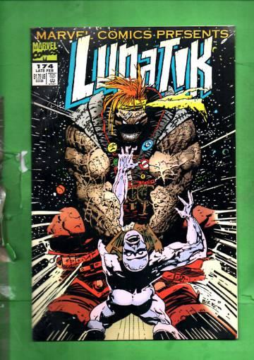 Marvel Comics Presents Vol. 1 #174 Late Feb 95