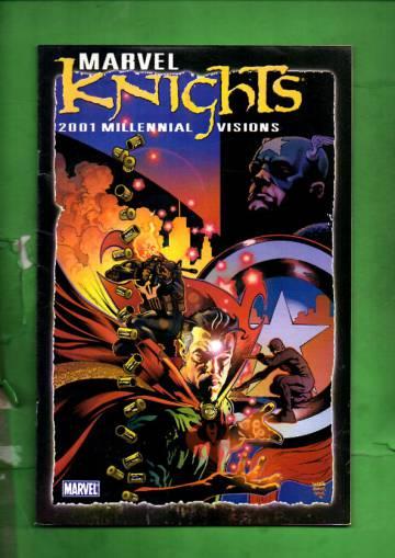 Marvel Knights: Millennial Visions Vol. 1 #1 Feb 02
