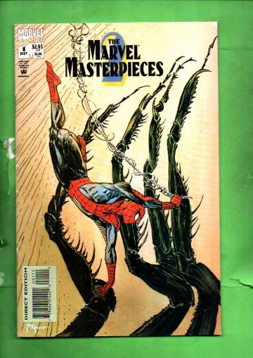 The Marvel Masterpieces 2 Collection Vol. 1 #1 Jul 94