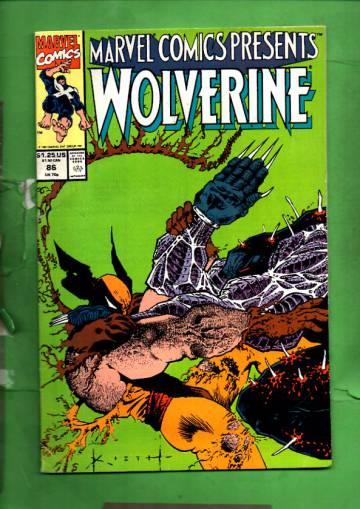 Marvel Comics Presents Vol. 1 #86 91