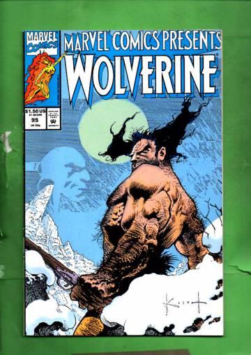 Marvel Comics Presents Vol. 1 #95 91