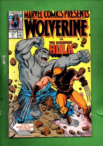 Marvel Comics Presents Vol. 1 #61 90