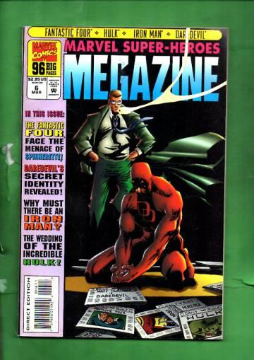 Marvel Super-Heroes Megazine Vol. 1 #6 Mar 95