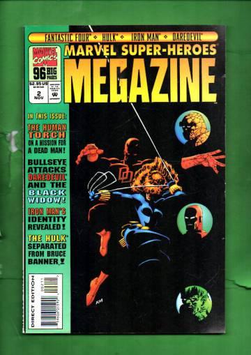 Marvel Super-Heroes Megazine Vol. 1 #2 Nov 94