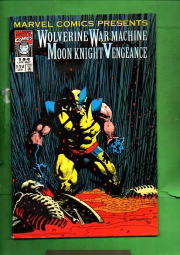Marvel Comics Presents Vol. 1 #154 Late May 94