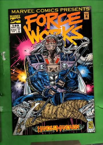 Marvel Comics Presents Vol. 1 #169 Early Dec 94