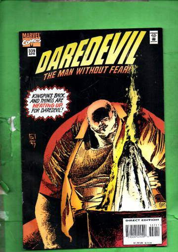 Daredevil Vol. 1 #339 Apr 95